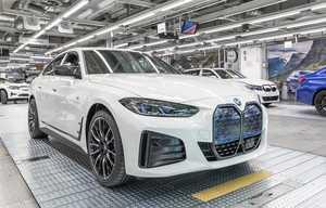 BMW i4, une vraie munichoise électrique