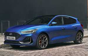 Ford Focus: grand écran et superéthanol E85