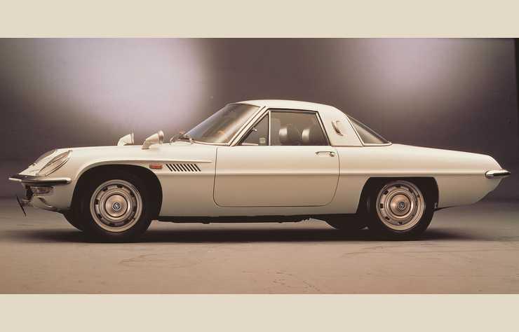 Mazda Cosmo Sport de 1967
