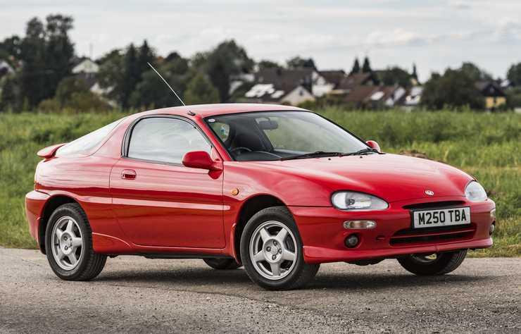 Mazda MX-3 de 1994