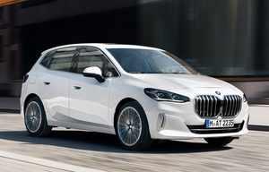 BMW série2 Active Tourer, hybride 48V pour commencer