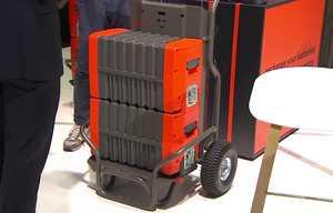 Avec Betteries, Mobilize se lance dans la batterie stationnaire mobile