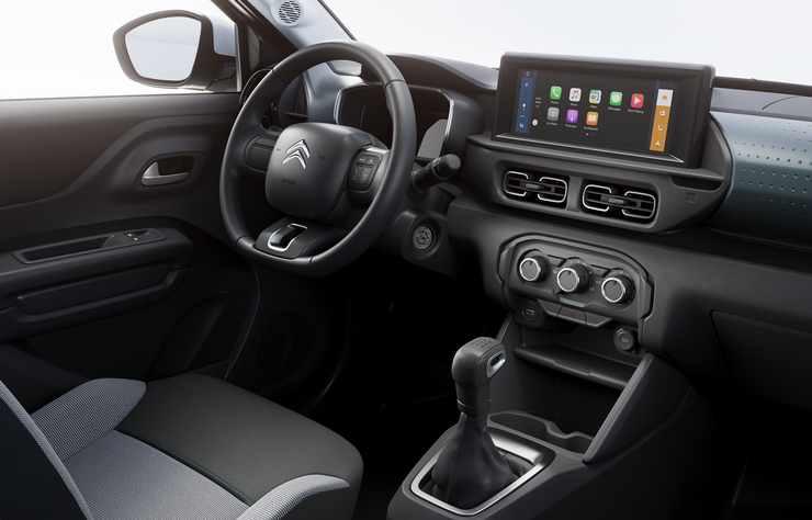 Citroën C3 pour l'Inde et l'Amérique du Sud