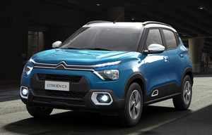 Citroën part à la conquête de l'Inde et du Brésil avec une C3