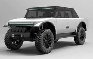 Fering Pioneer, électro-diesel avec 7000km d'autonomie