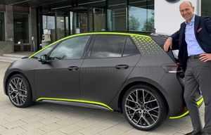 Volkswagen ID.3, la version sportive sera plus qu'une GTX
