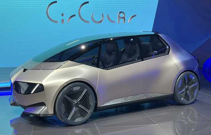 BMWi Vision Circular Concept