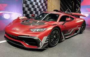 AMG ONE: Mercedes fait attendre les plus riches