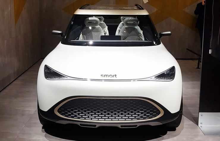 Smart Concept 1 électrique