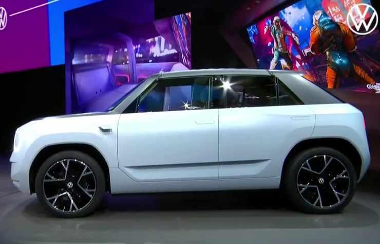 concept électrique Volkswagen ID Life