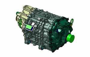 Achetez le moteur électrique d'une Mustang Mach-E