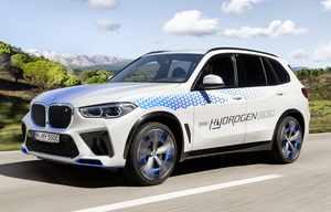 BMW iX5, le grand retour de l'hydrogène à Munich