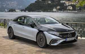 Mercedes EQS, 2modèles pour commencer