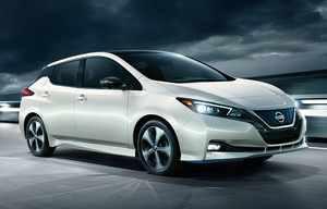 Forte baisse de prix sur la Nissan Leaf aux USA