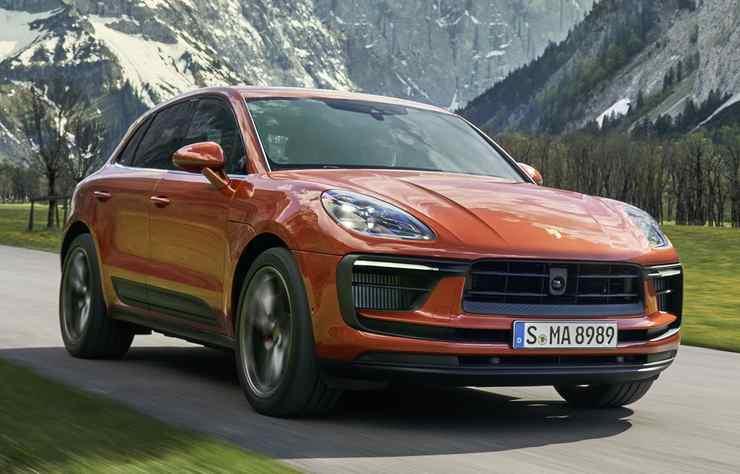 Porsche Macan essence