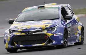 Toyota poursuit et accroit le développement de sa Corolla à hydrogène