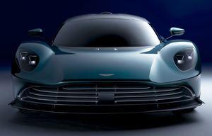 Valhalla, pas vraiment rechargeable, pas vraiment une Aston Martin