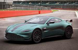 Les prochaines Aston Martin Vantage et DB11 seront électriques