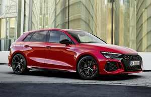 290km/h pour l'Audi RS3, mais où va t-on?