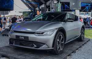 La Kia EV6 a 528km d'autonomie
