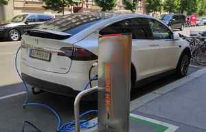 Tesla ModelX: elle ne se vend plus!