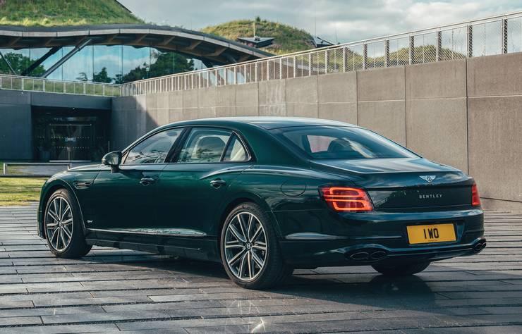 Bentley Flying Spur hybride