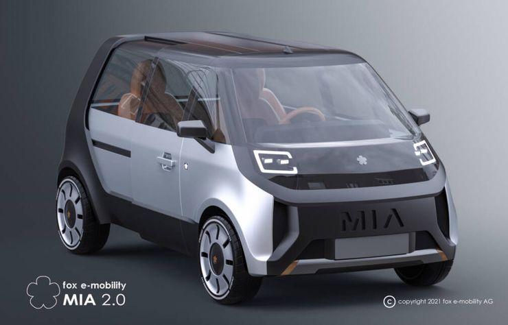 Mia électrique 2.0