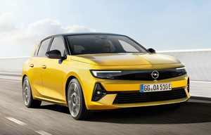 Nouvelle Opel Astra, aussi en hybride rechargeable
