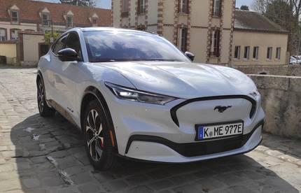 Ford Mustang Mach E électrique