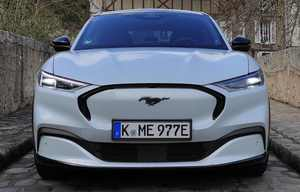 Essai détaillé: Ford Mustang MachE