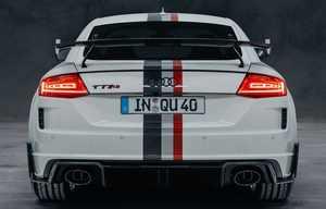 Toutes les Audi électriques en 2033, qu'en pensent les russes?