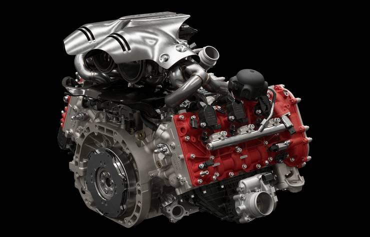 Ferrari 296 GTB hybride rechargeable