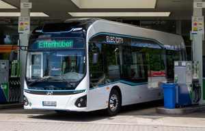 Hyundai va tester ses autobus à hydrogène à Munich