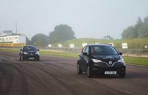 764km en Renault Zoé. Sans recharger