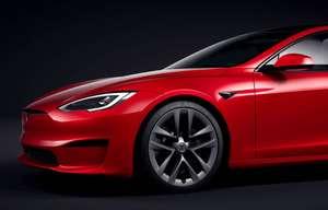 Tesla ModelS Plaid, 320km/h à 20000tr/mn