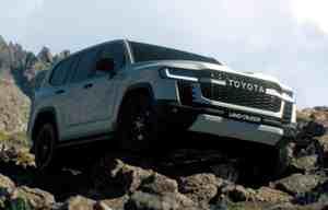 Nouveau Toyota Land Cruiser, plus sobre malgré tout