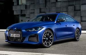 i4, la première vraie BMW électrique