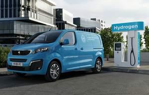 Une Peugeot à hydrogène est disponible