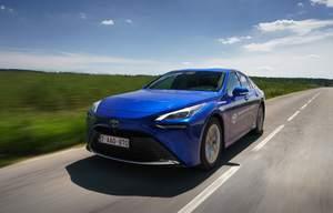 Toyota Mirai: 1000km d'autonomie avec l'hydrogène