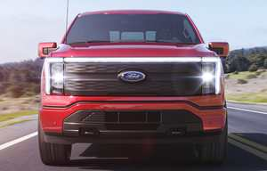 Ford F-150 Lightning, l'Amérique est fantastique