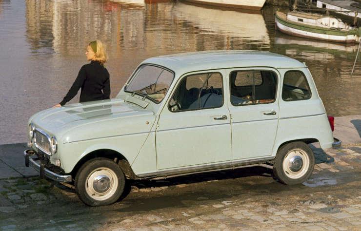 Renault 4 originelle