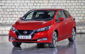 Nissan Leaf: moins chère à l'achat, moins chère à la location