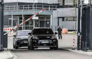 Macan électrique: Porsche est très prudent