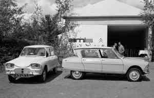Citroën AMI6, les 60ans d'une championne