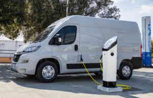 Fiat e-Ducato, DHL premier client du fourgon électrique