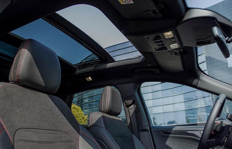 Ford Kuga FHEV hybride