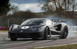 Lotus Evija, l'hypercar électrique accélèrerait plus fort qu'une Bugatti