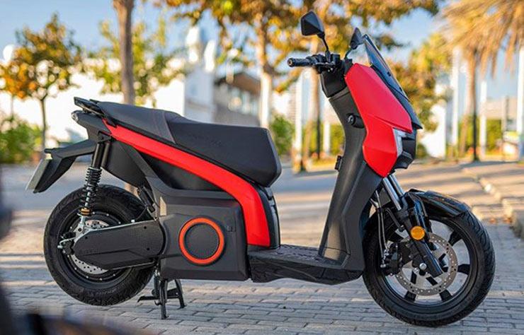 Seat Mo eScooter électrique
