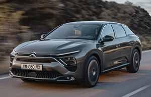 Citroën C5 X: est-elle digne de ses ancêtres?