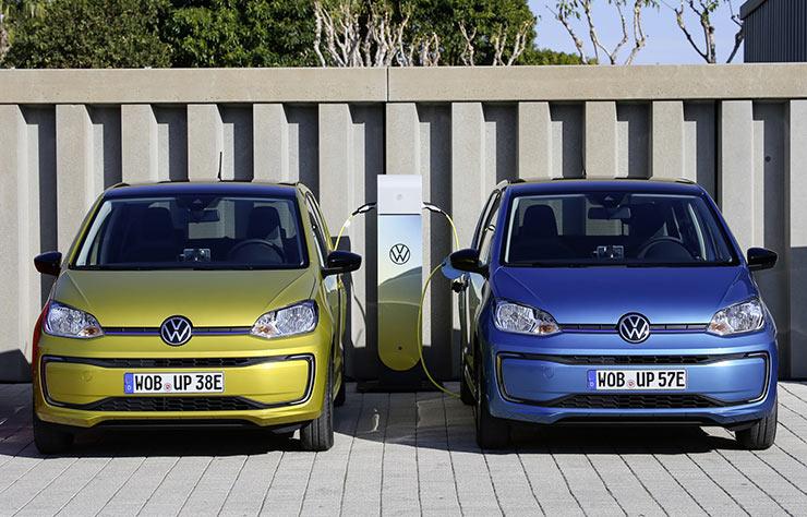 Volkswagen Up électrique